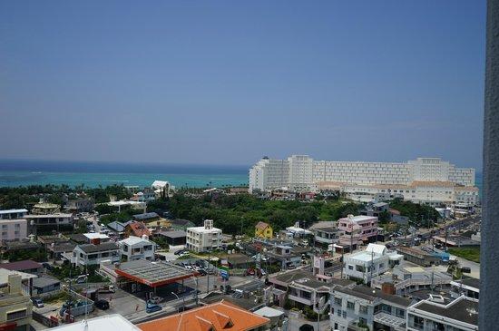 Kanehide Onna Marine View Palace: Viewsight