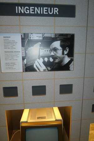 DDR Museum : Engineer