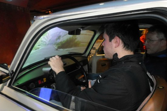 DDR Museum : Driving Simulation