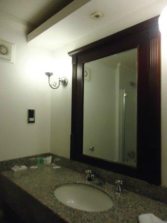 Daresbury Park Hotel: bathroom
