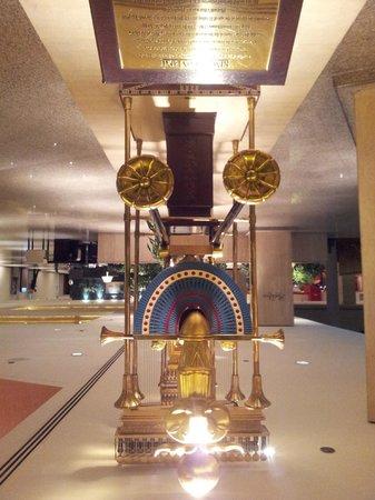 Fairmont Heliopolis: Vista recepção