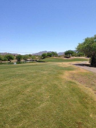 Golf Club of Estrella : Hole # 6