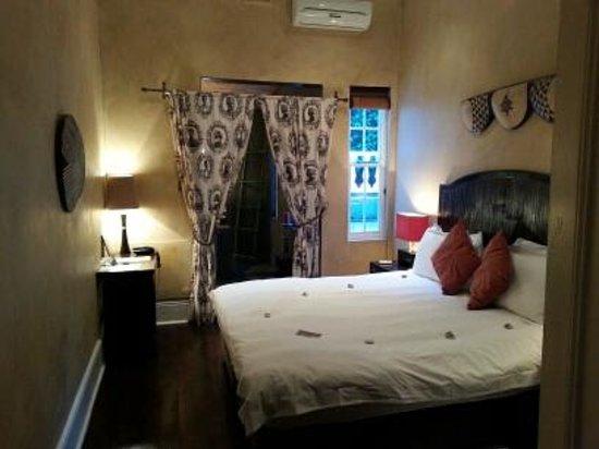 Jardin d'Ebene Boutique Guesthouse: Buffalo Luxury Room