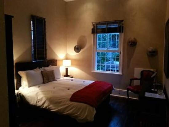Jardin d'Ebene Boutique Guesthouse: Cheetah Standard Room