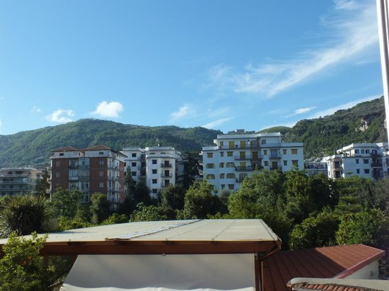 Sorrento Town Suites : View from the room