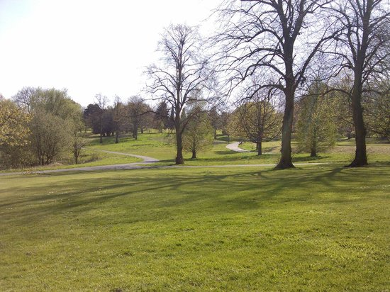 Sandwell Valley Country Park: The quiet side of the park