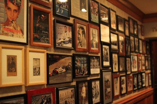 St. Elmo Steak House Wall of Fame