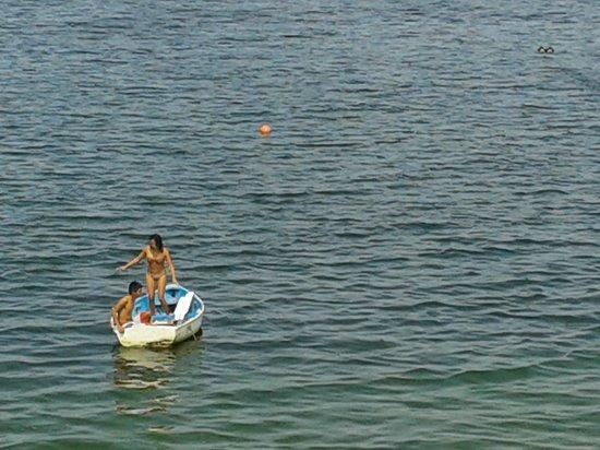 Inti-Mar-Paracas: Barquito