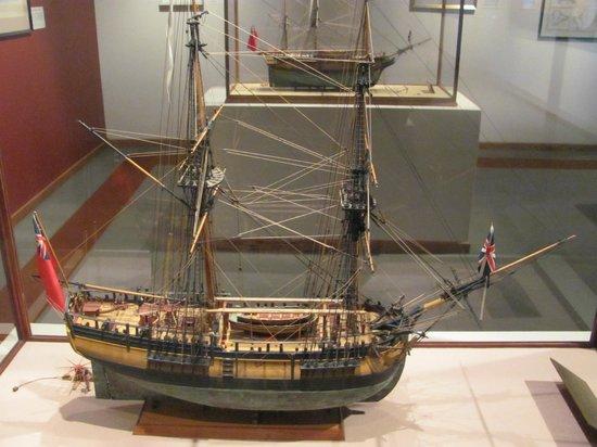 Columbia River Maritime Museum: Incredible detail