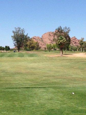 Papago Golf Course: Hole #15