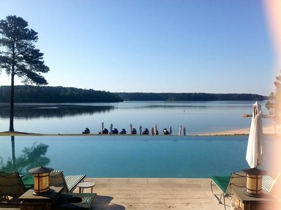 The Ritz-Carlton Reynolds, Lake Oconee: infinity pool
