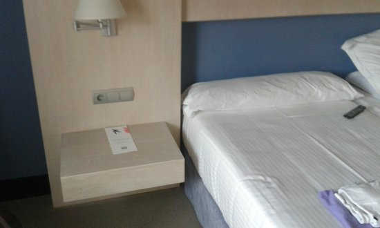 Hotel Nuevo Boston: Room