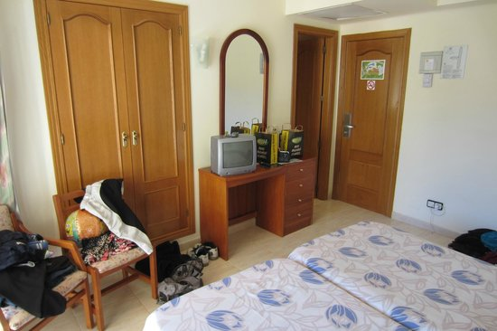 BQ Belvedere Hotel: Room