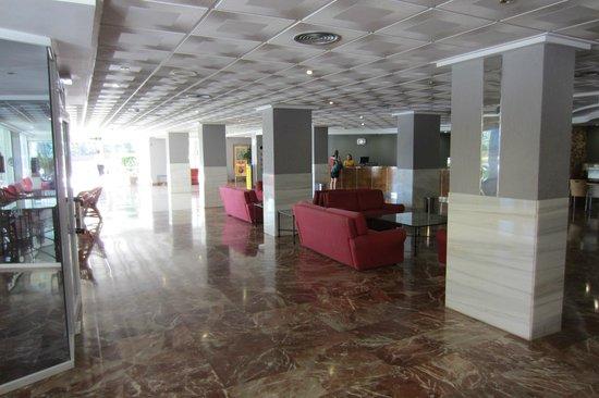 BQ Belvedere Hotel : Reception