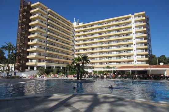 BQ Belvedere Hotel : Hotel