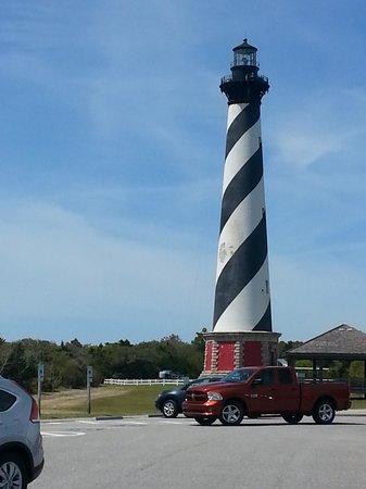 Cape Hatteras Lighthouse: NC Lights