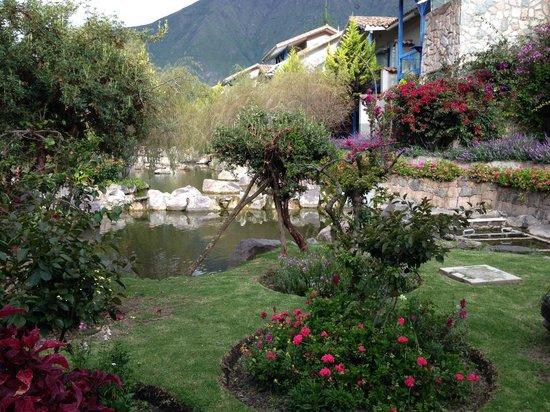 Aranwa Sacred Valley Hotel & Wellness: Jardines