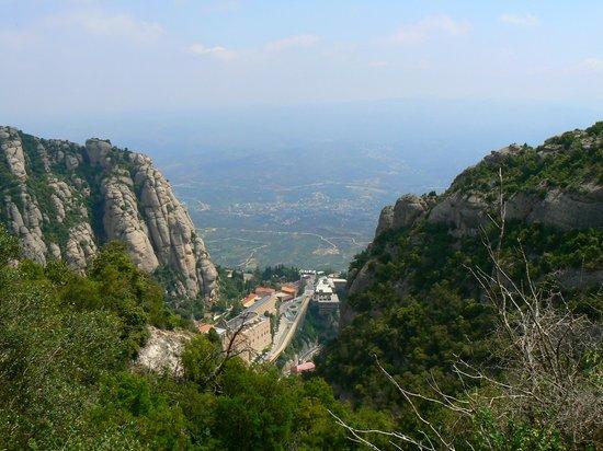 Montserrat Monastery : Montserrat