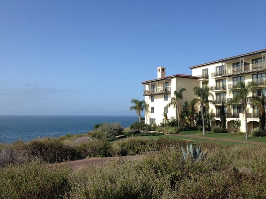 Terranea Resort : Ceilo point.