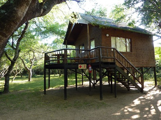 Bonamanzi Game Reserve: Tree-house number 9