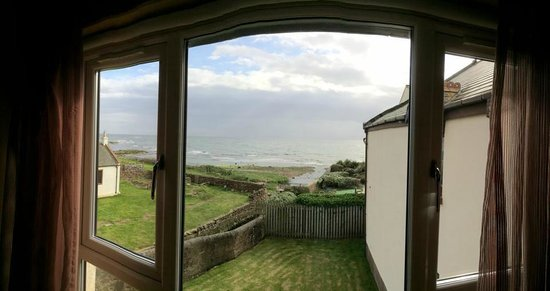 Seamill Hydro : Panoramic shot of view from suite