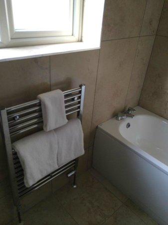 Seamill Hydro: bath and towel rail