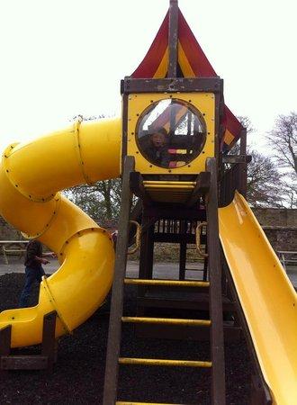 Playdale Farm Park : Lots of fun