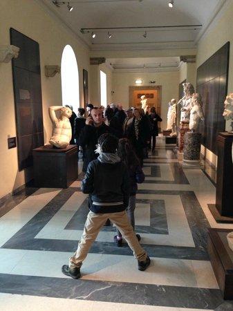 Kapitolinische Museen: Sale degli Horti Lamiani