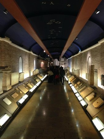 Kapitolinische Museen: Tabularium