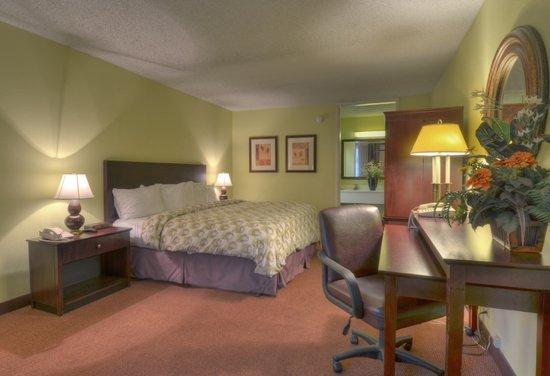 Clarion Inn: King Room