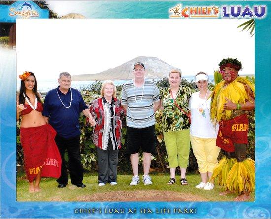 Polynesian Cultural Center: Chief's Luau