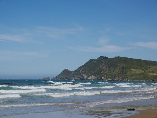 Nugget Point from Short Bay
