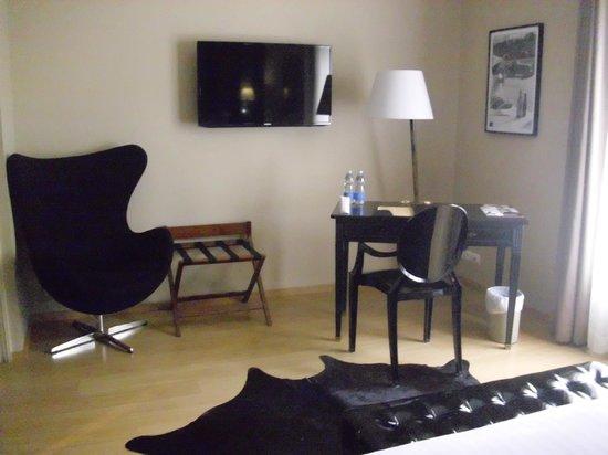 Hotel Villa Navarre : chambre standard