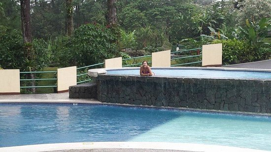 Arenal Observatory Lodge & Spa: Pool!!