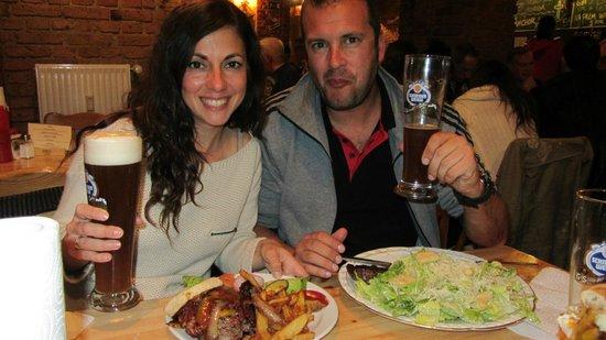 The Bird: Difrutando de una buena cerveza negra alemana