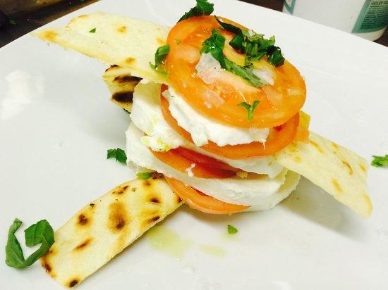 Osteria La Spleuza Cucina & Pizza : Millefoglie di Bufala