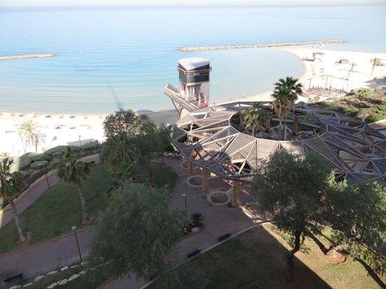 Residence Beach: Вид из номера