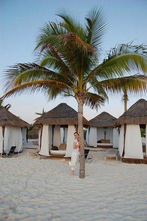 Secrets Maroma Beach Riviera Cancun : perfect beach