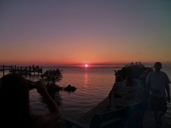 Marker 88 Sunset 5/5/14