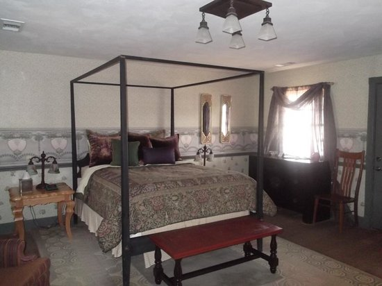 Beaumont Ranch: Our bedroom