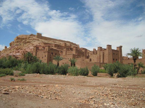 Moroccan Active Adventures: Ait Ben Haddou