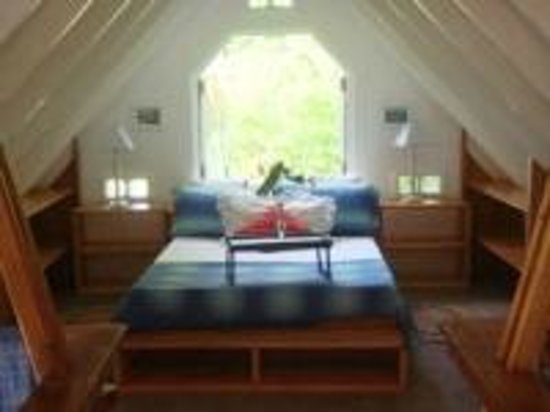 Coffeeriver Cottages : The Cottage Double Bedroom