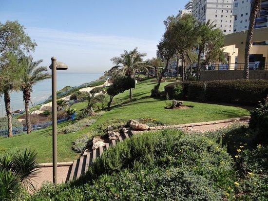 Residence Beach: Недалеко от отеля