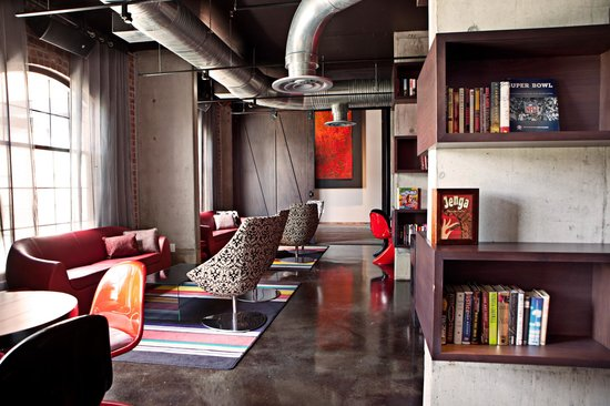 NYLO Irving / Las Colinas: The Library & Game Room