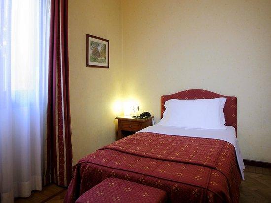 Hotel Cavour: Camera singola