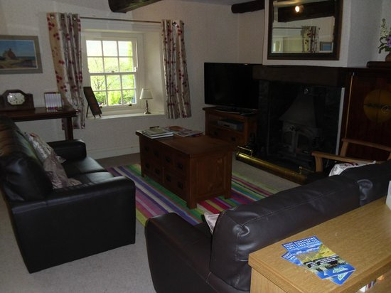 Scales Farm Country Guest House: Lounge