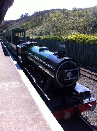 North Bay Railway: Enjoyable little trip