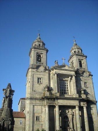 Ruta de Santiago de Compostela: Convento de San Francisco