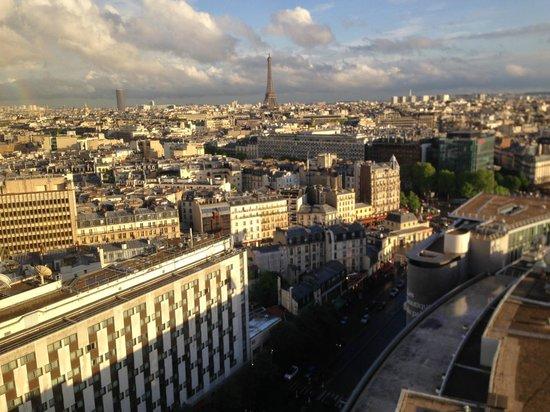 Hyatt Regency Paris Étoile : Excellent view