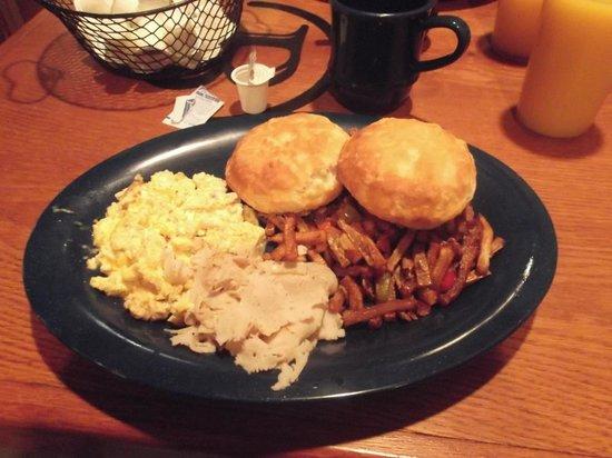 Beaumont Ranch: Breakfast
